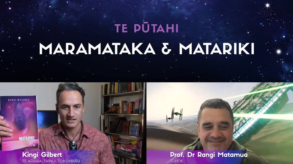 Prof. Dr Rangi Matamua: Māori Scientists