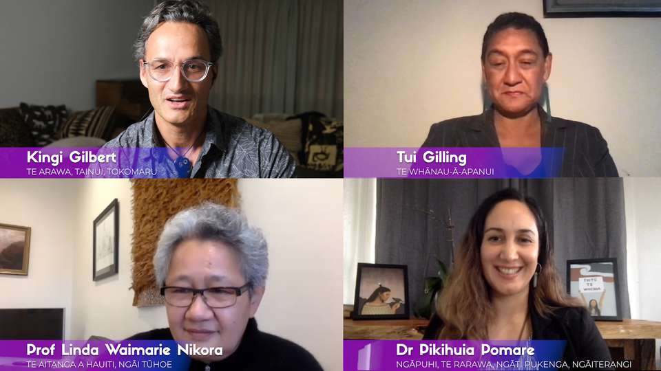 Dr Linda Waimarie Nikora & Dr Pikihuia Pomare: Stress & Mauri