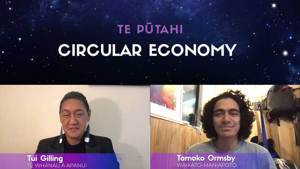 Tamoko Ormsby on the Circular Economy