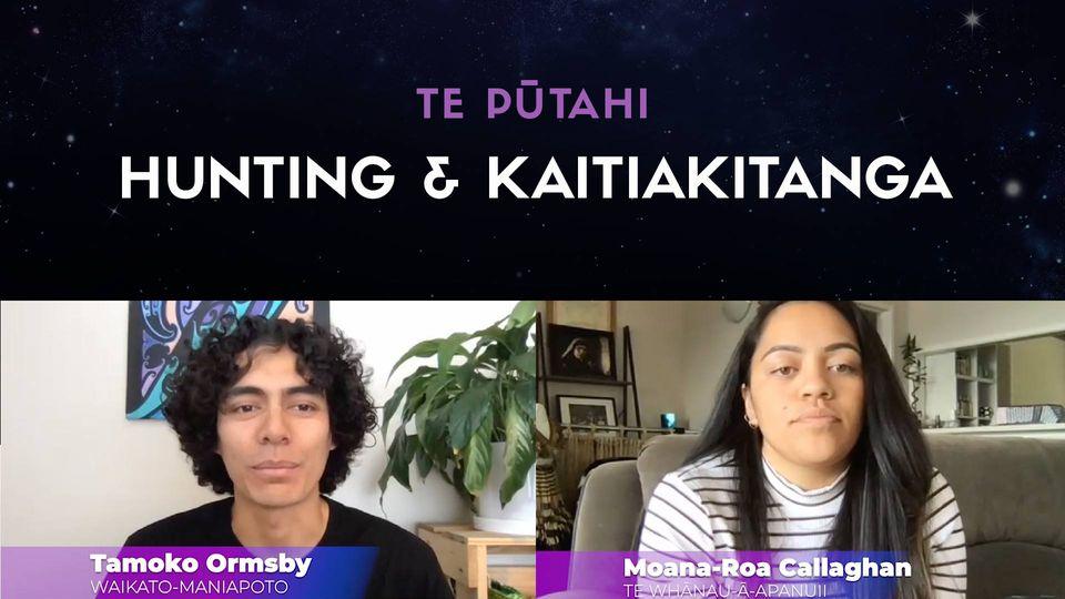 Moana-Roa Callaghan: Hunting, A Whānau Perspective